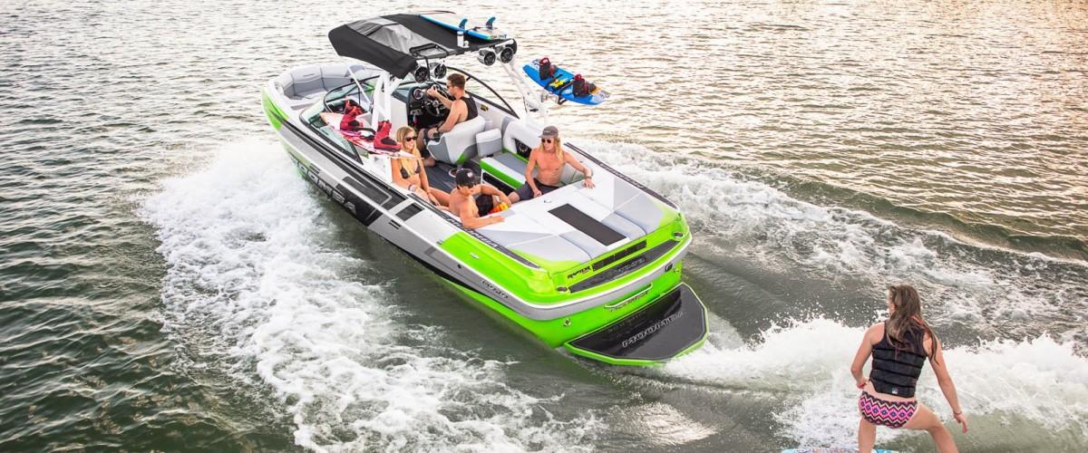 Moomba Boat