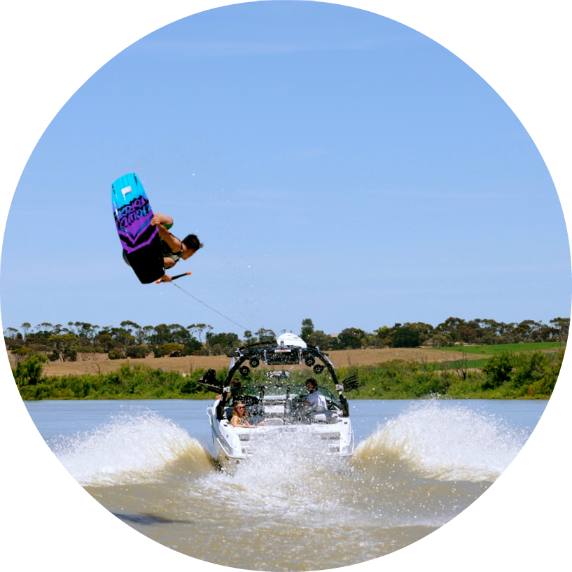 South Side Wakeboarding School Wakeboard Lessons